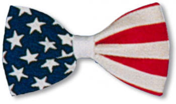 USA Bow Tie - Stars and Stripes
