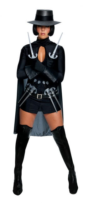 V for Vendetta Ladies Costume