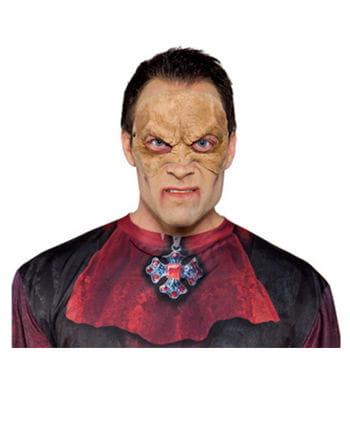 Skin color Vampire Half Mask