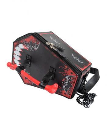 Vampir Sarg Handtasche