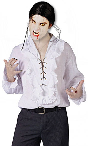 Vampire Shirt white