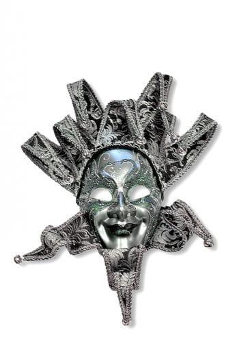 Venezianische Maske Hofnarr Herren