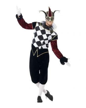 Venetian Harlequin Costume