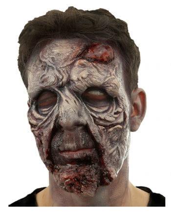 Verrotteter Zombie Latex Applikation