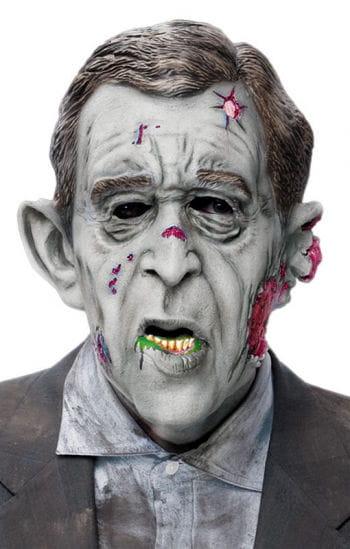 W. Bush Zombie Mask