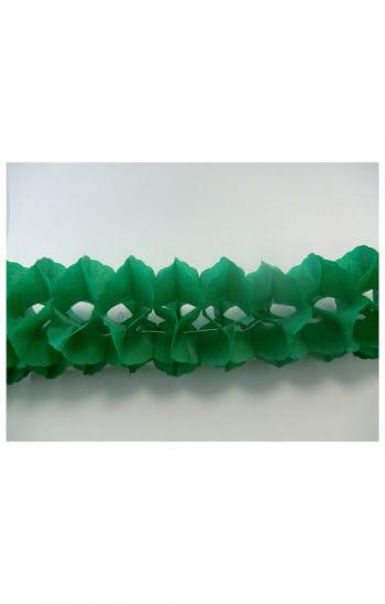 Honeycomb garland green