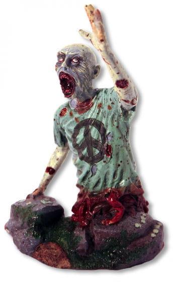 WALKING DEAD Half Zombie Statue