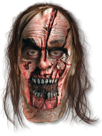 Walking Dead Zombie Mask Split Head