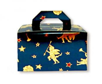 Folding Gift Box Christmas Mini 25 PCS