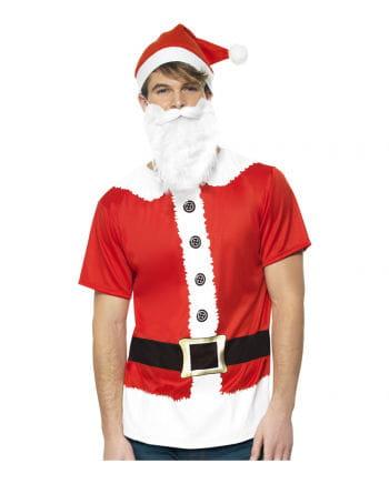 Weihnachtsmann T-Shirt Set