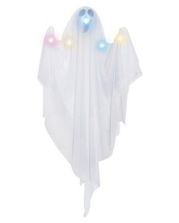 Weißer Geist mit LED-Beleuchtung