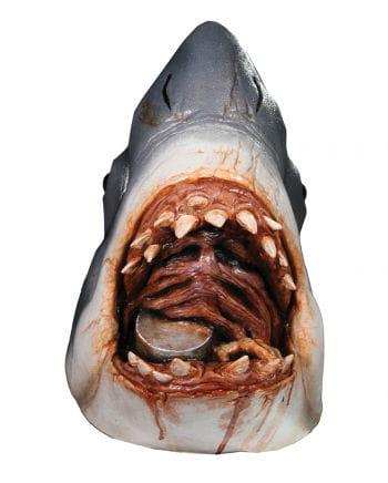 White Shark Mask Jaws