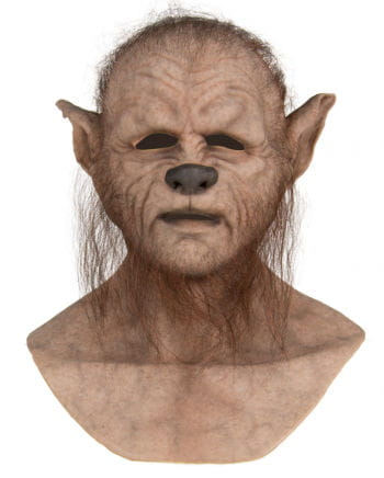 Werwolf Silikon Maske