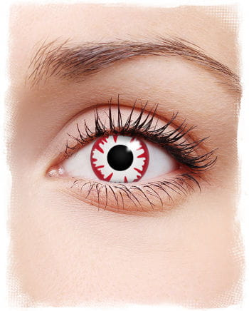White Demon Contact Lenses