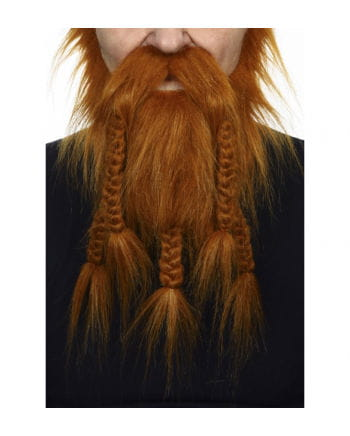 Viking Combi beard red
