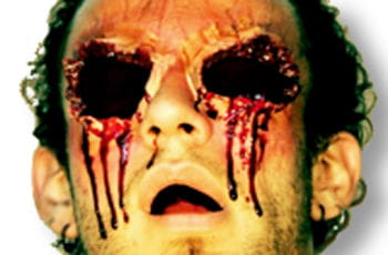 Missing Eyes Latex Wound