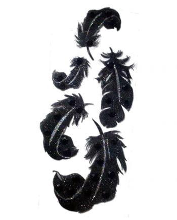 Body Art Tattoo Black Swan