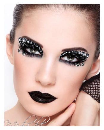Xotic Eyes Gothic schwarz