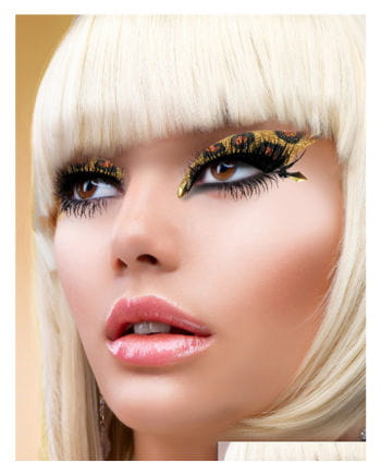Xotic Eyes Leopard metallic