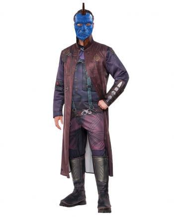 Yondu costume deluxe with mask