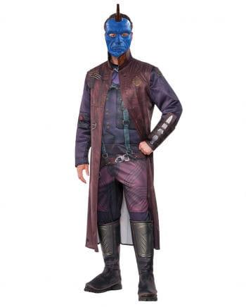 Yondu Kostüm Deluxe mit Maske