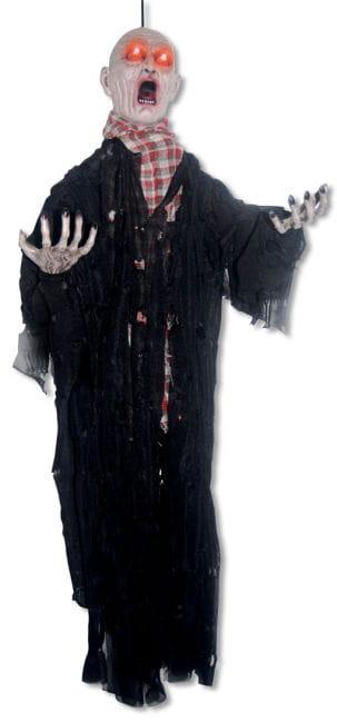 Zombie Animatronic Hängefigur