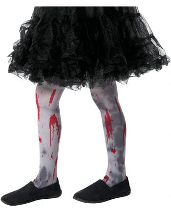 Zombie kids tights