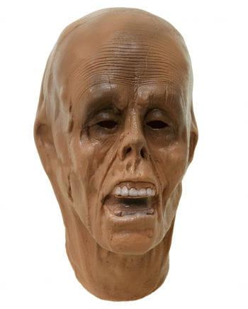 Zombie Maske aus Schaumlatex