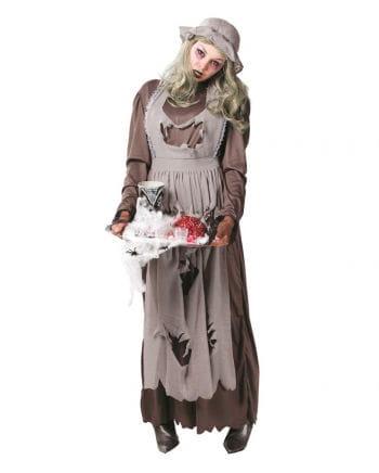 Zombie Dienstmädchen Kostüm