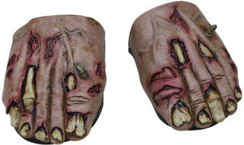 Zombie Füße
