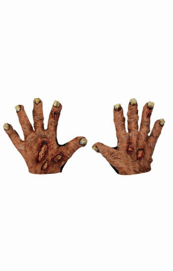 Zombie Flesh Handschuhe