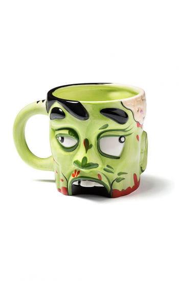 Zombie Kopf Tasse