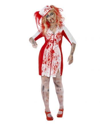 Zombie Nurse Kostüm Plus Size