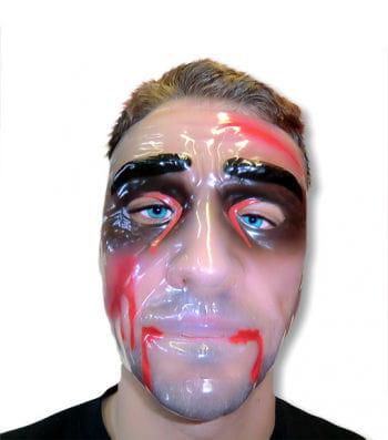 Zombie Mann Maske