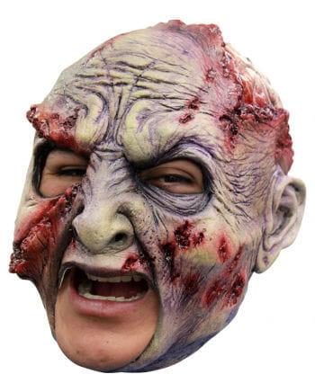 Zombie Maske inkl. Zombie Gebiss