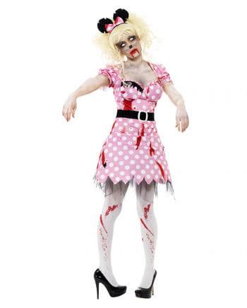 Zombie Maus Kostüm