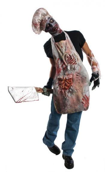 Zombie Metzger Schürze