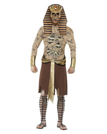 Zombie Pharaoh costume