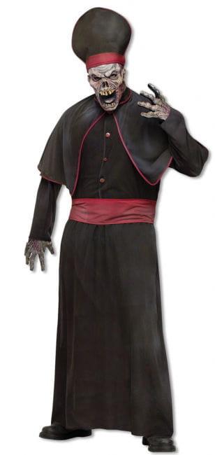 Zombie Bischof Kostüm