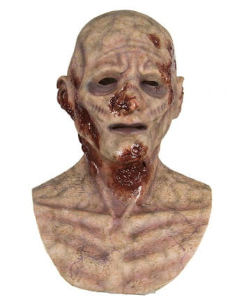 Fleischwunden Zombie Silikon Maske