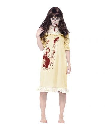Zombie Sinister Damenkostüm