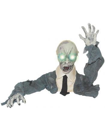 Zombie Torso Animatronic