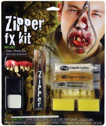 Zombie Zipper FX Kit