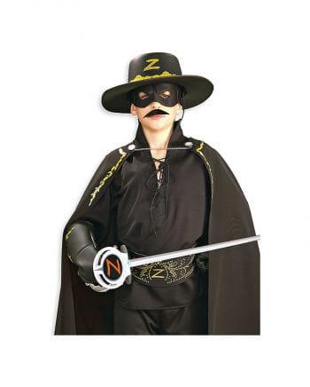 Zorro mustache