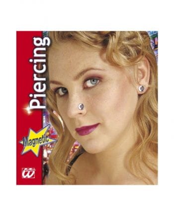 Two-piece magnetic Piercing Set