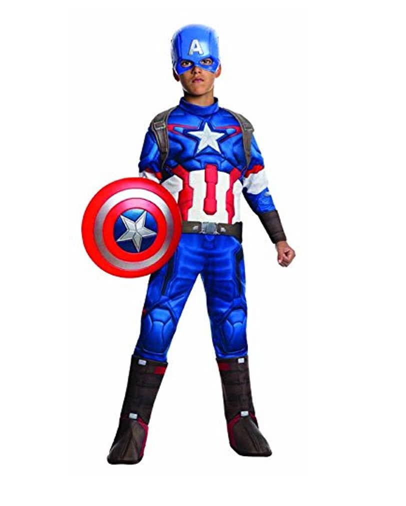 captain america avengers 2 kinderkost m marvel superhelden. Black Bedroom Furniture Sets. Home Design Ideas