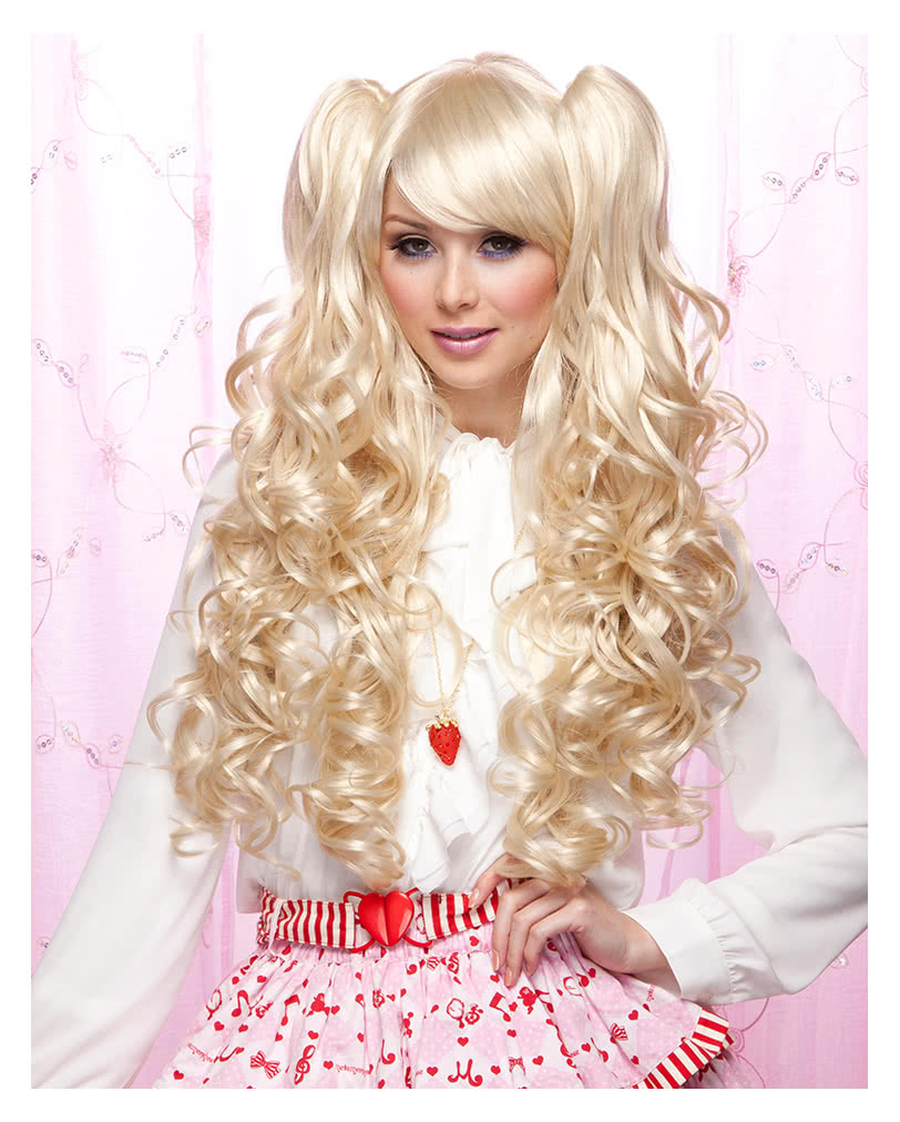 Damenper 252 Cke Joi Blond Cosplay Wig Horror Shop Com