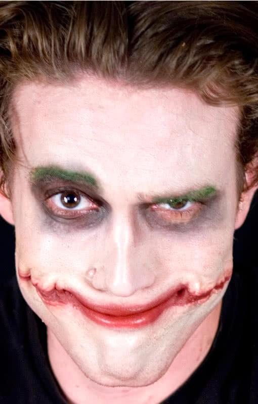 scars joker latex
