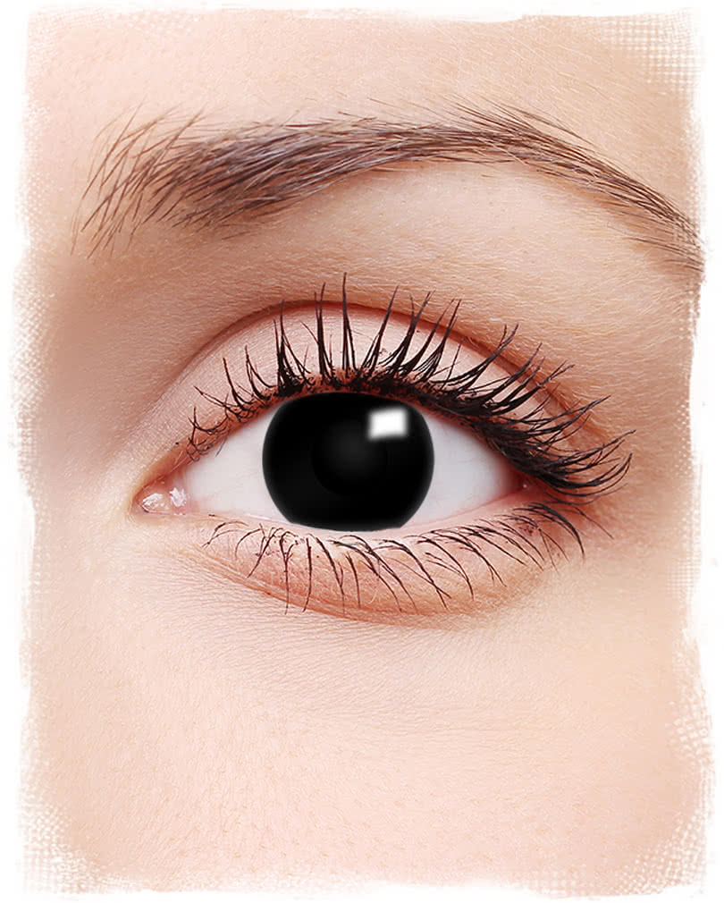 kontaktlinsen schwarze hexe motiv schwarze motivlinsen. Black Bedroom Furniture Sets. Home Design Ideas