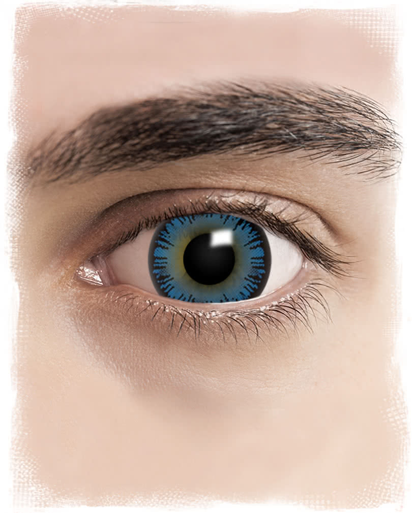Think, Black eye contact lenses whom can